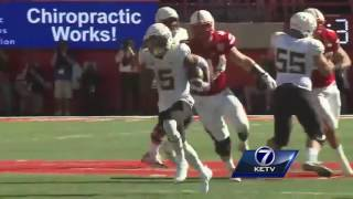Highlights: Nebraska's win over Oregon