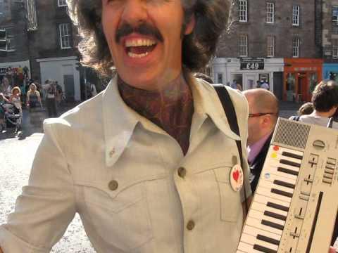 Barry Morgan's Organ