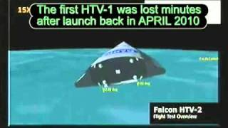 HTV - 2 DARPA TOP SECRET PLANE MISSING DOWN PSYOPS UFO TO BLAME ?? !!