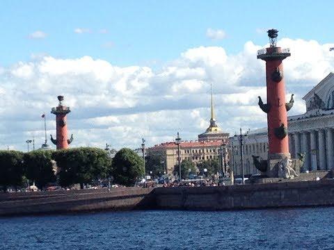 Trip To St. Petersburg