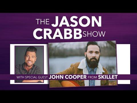 Skillet's John Cooper This Week on The Jason Crabb Show