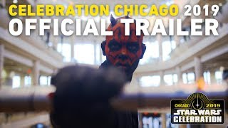 Star Wars Celebration Chicago 2019 Trailer