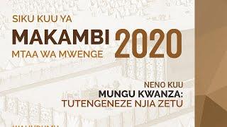 Ibada Kuu Mchana Makambi Mwenge 29/7/2020 || Pr. Deogratius Bambaganya