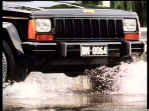 Jeep Cherokee TV Commercial (Australia) (1995)