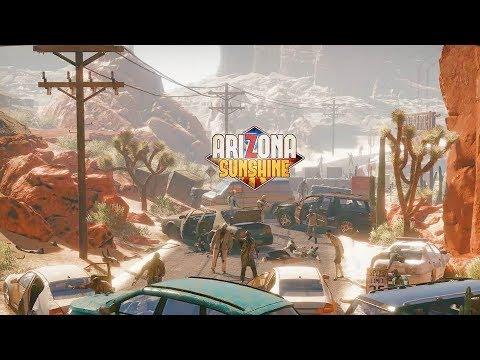 Arizona Sunshine - Thoughts and Impressions