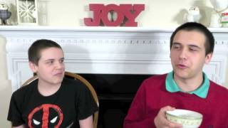 pstoyreviews Drew and Casey Get BeanBoozled Jelly Belly Challenge