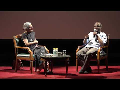 Ngũgĩ wa Thiong'o in Conversation with Githa Hariharan