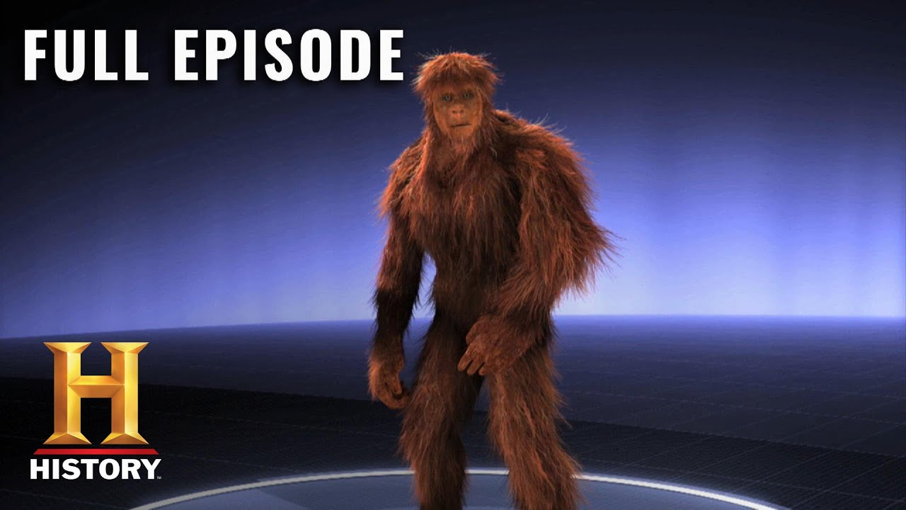 """Download MonsterQuest: PROOF OF 7-FOOT """"WILDMAN"""" (S2, E14) 