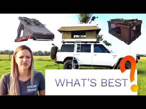 Why we chose a Bundutop over the Alu-cab u0026 Backtrax roof top tents  sc 1 st  akavideos & XTM Double Automatic Roof Top Tent | aka VIDEOS