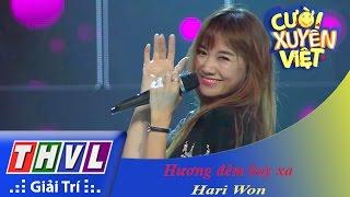 thvl  cuoi xuyen viet 2015 - tap 7  vong chung ket 5 huong dem bay xa - hari won