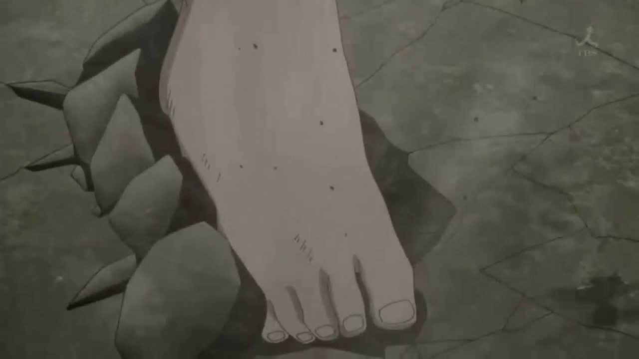 Morgiana Powerful Feet in Slow Motion - YouTube
