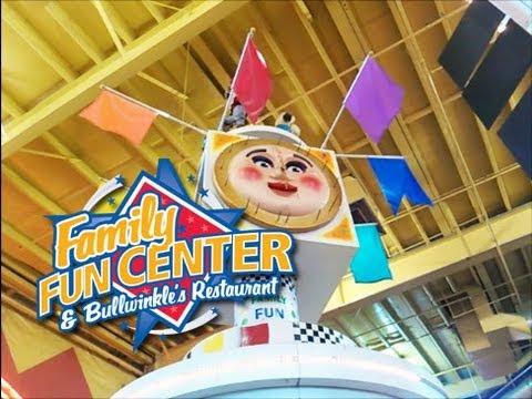Tukwila - Family Fun Center and Bullwinkle's Restaurant