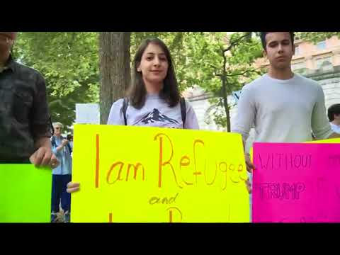 Families Belong Together Rally In Portland