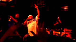 M.O.P. - Downtown Swinga 96 @ Jazz Cafe 25.08.2010 London