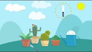 Xiaomi 4 in 1 Flower Plant Soil Monitor
