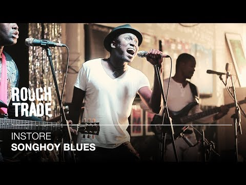 Songhoy Blues - Bamako | Instore at Rough Trade East, London