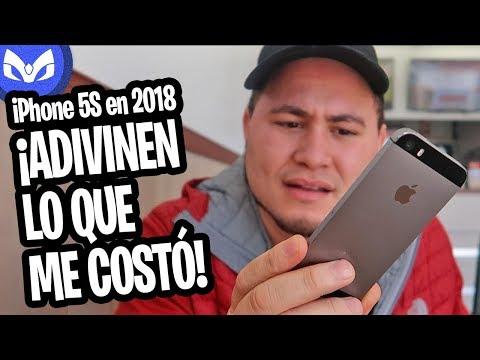COMPRE iPhone 5s 2018 EN CRAIGLIST POR ESTE PRECIO Y ESTABA...