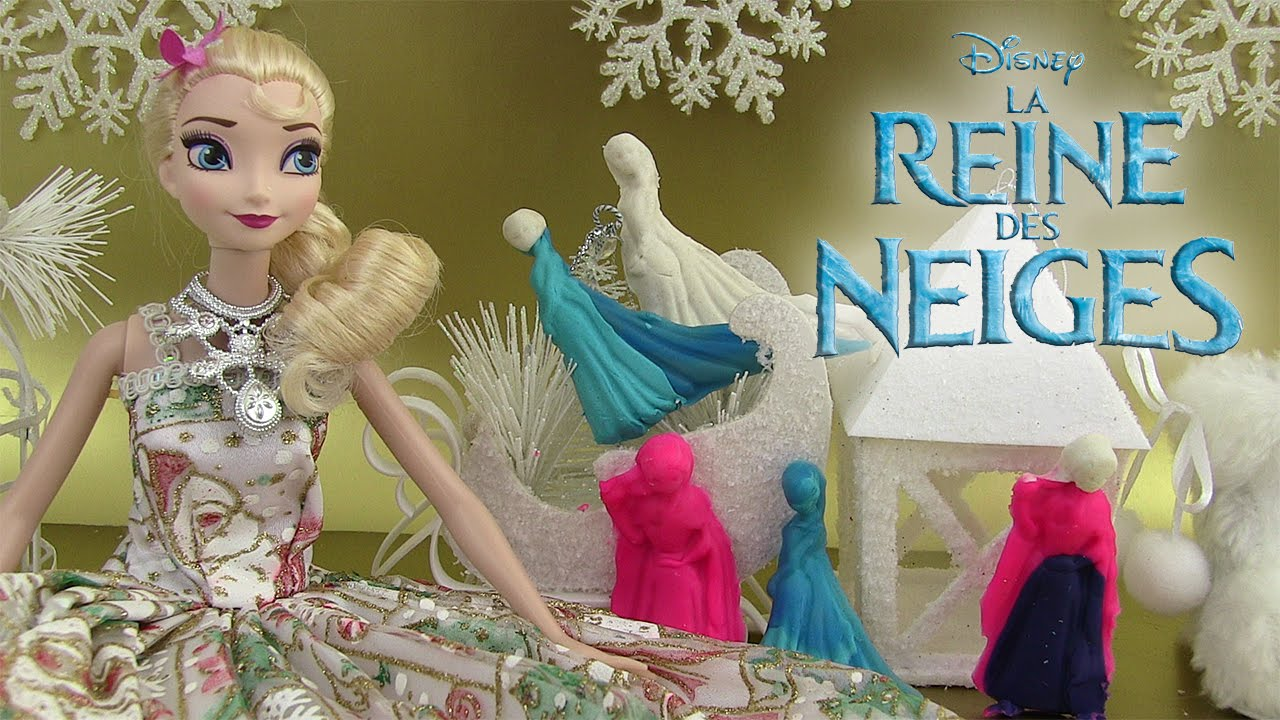Pâte à Modeler La Reine Des Neiges Frozen Play Doh Giocacrea Dido Pasta Per Giocare