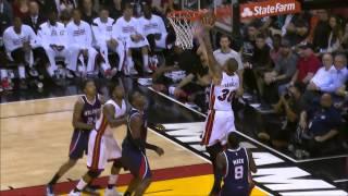 Miami Heat Top 10 Plays of the 2014-15 Season