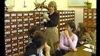 ТГАТУ АРХИВ Библиотека встреча с первокурсниками 2001 г