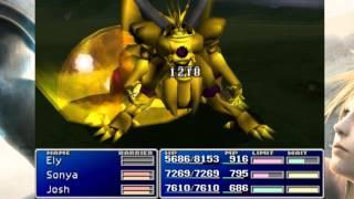 Final Fantasy VII: New Threat Mod- Nemesis