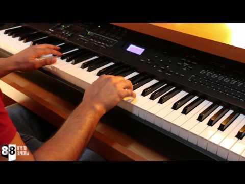 88Keys Express - Muskurane Ki Wajah (Piano Cover) - Aakash Gandhi