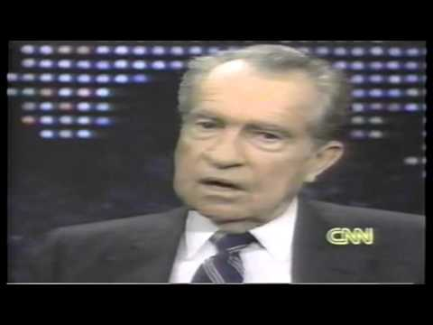 President Richard Nixon 1992