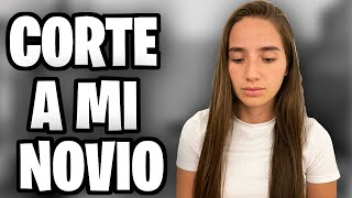 CORTE A MI NOVIO... / Moni Rosales