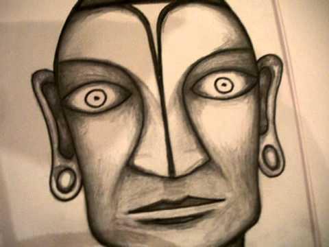 Djadjak Body Art Book Project - The begining of making