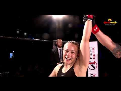 MMA Battlearena   European Mixed Martial Arts