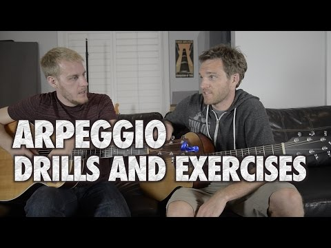 How to Practice Arpeggios on Guitar