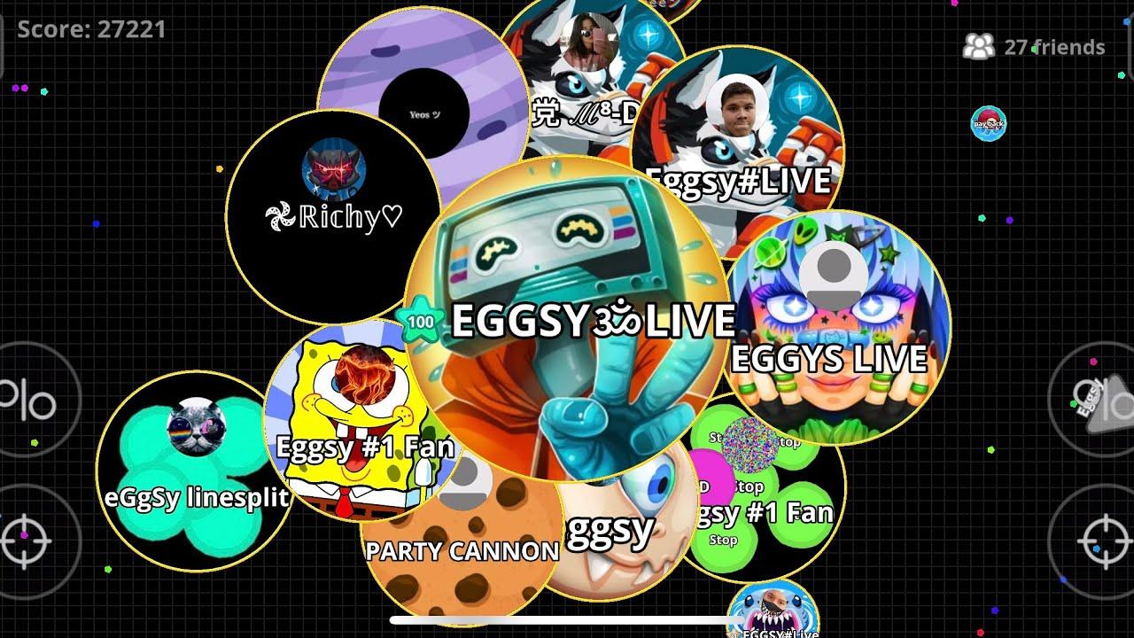LIVESTREAM🔴EGGSY#LIVE DNS:207.217.77.82     TAG: FEEDS