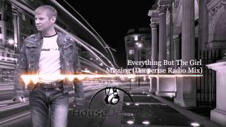 Everything But The Girl - Missing (Deeperise Radio Mix)