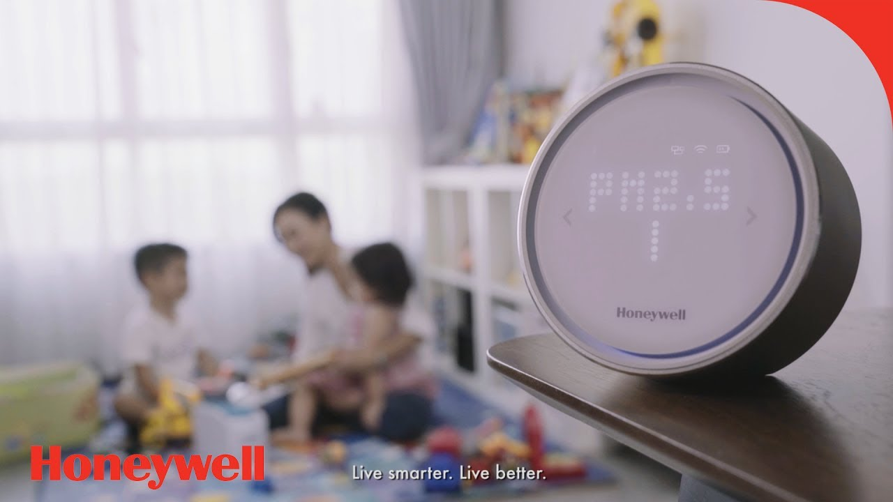 Honeywell Indoor Air Quality Monitor