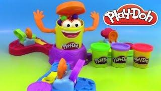 Play Doh Gob' Fou Pâte à Modeler ♥ Play Doh Launch Game