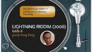 Lightning (2000) Elephant, Wayne Marshall, Sean Paul, General B, Lukie D, T.O.K., Bounty Killer
