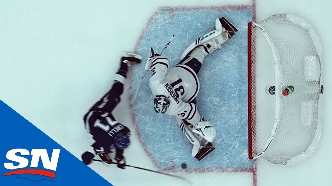 Anthony Cirelli Forces Turnover Off William Nylander To Score Speedy Short-handed Goal