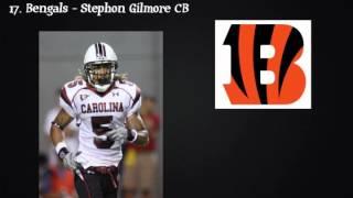 RBT's 2012 NFL Mock Draft