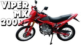 VIPER MX 200R  Китайский эндуро