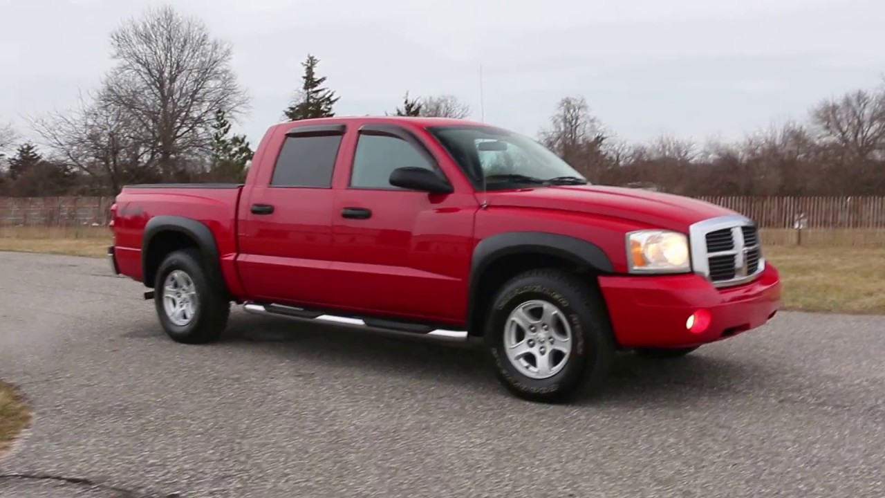Maxresdefault on 2006 Dodge Dakota R T