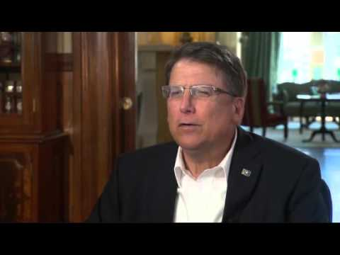 """NC Governor Pat McCrory On HB2: """"We are too much politically correct."""""""