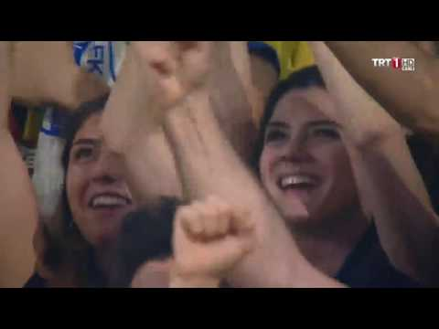 Fenerbahçe Olympiakos Euroleague Finali ve Kupa töreni Full Murat Kosova nın Anlatımı 21 Mayıs 2017