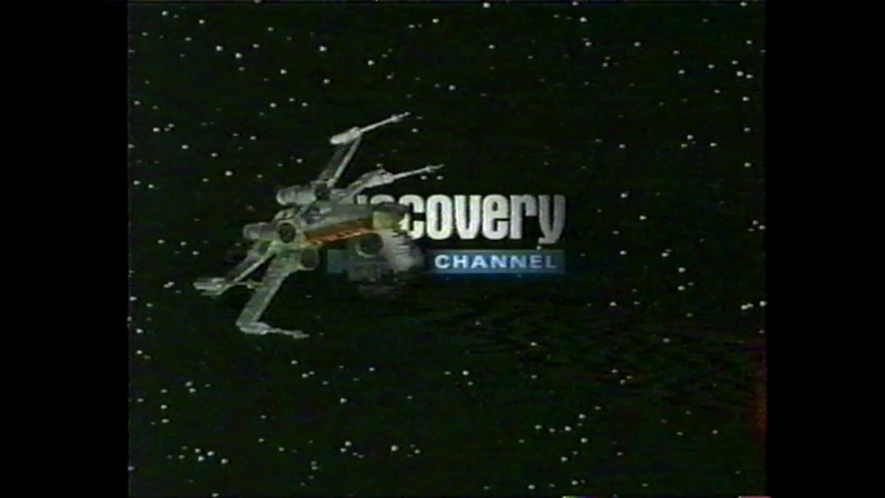 Discovery Channel Science of Star Wars intro ident (2005)