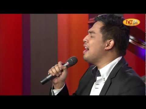 Sessions on 25th. Street-Jed Madela- Bukas Na Lang Kita Mamahalin