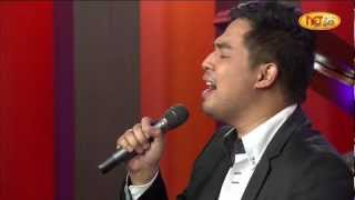 Sessions on 25th. Street-Jed Madela- Bukas Na Lang Kita Mamahalin