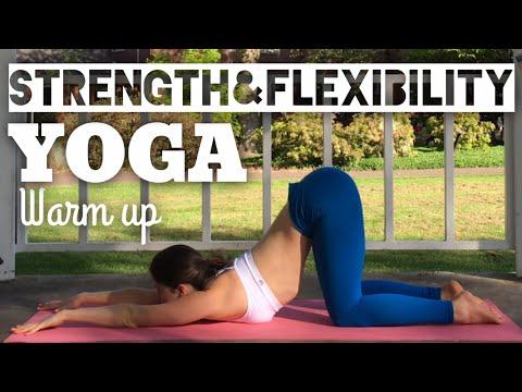 25 Minute Full Body Yoga