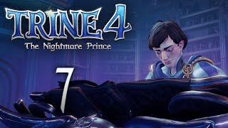 Trine 4: The Nightmare Prince - Кооперативное прохождение игры - Тернистый лабиринт ч.2 [#7]   PC