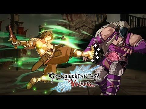 granblack fantasy versus  