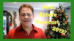 2019 Real Estate Forecast - Should you buy a home
