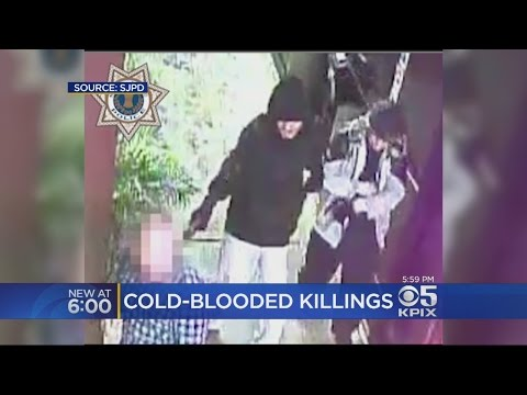 Cold Blooded San Jose Murder Caught On Camera